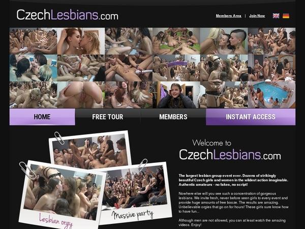 Czech Lesbians With Yen