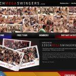 Czech Mega Swingers Discount Order
