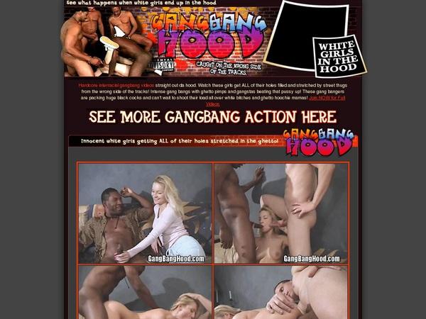 Free Gangbanghood.com Passes