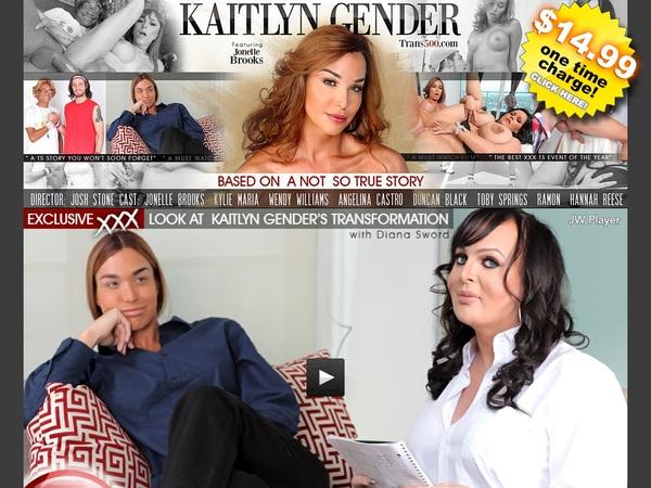 Id Kaitlyn Gender