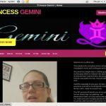 Princess-gemini.modelcentro.com Premium Account Login