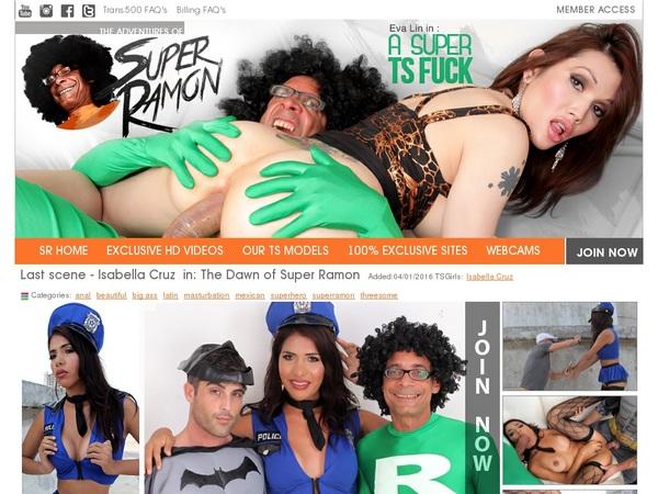 Super Ramon Full Site