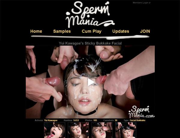 Membership Trial Spermmania